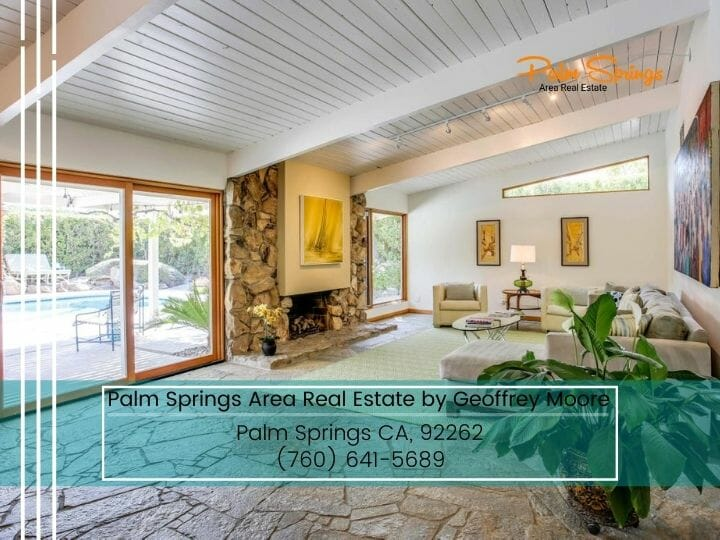 sun city palm springs real estate