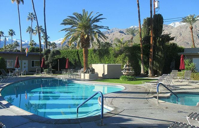palm springs gay resort for sale